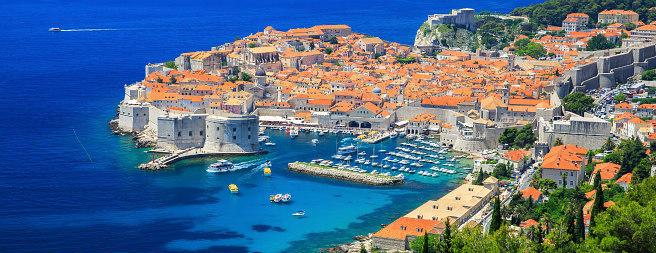 Croatia: 8-Nt, Upscale, Guided Tour w/Air & 16 Meals