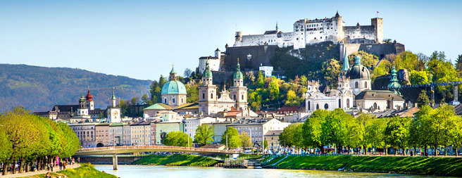 9-Night Upscale Germany & Austria Tour w/Air & More