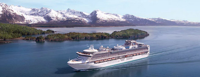 Alaska: 7-Night Upscale Cruise from Vancouver